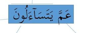 I'rab surat an-Naba ayat 1
