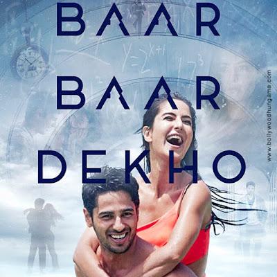 Dariya - Baar Baar Dekho (2016)