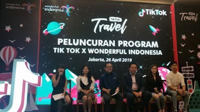 TikTok travel