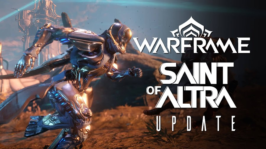 warframe saint of altra update pc live digital extremes