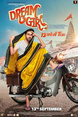 Dream Girl ( 2019 ) full movie download