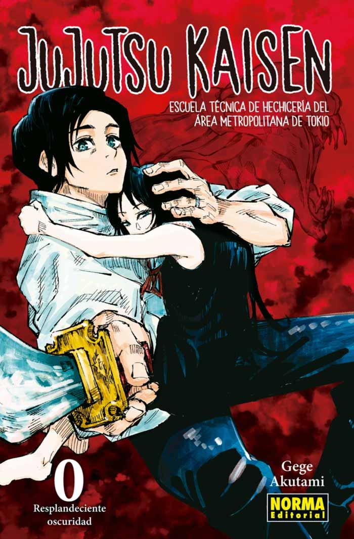 Jujutsu Kaisen 0 manga - Gege Akutami - Norma Editorial