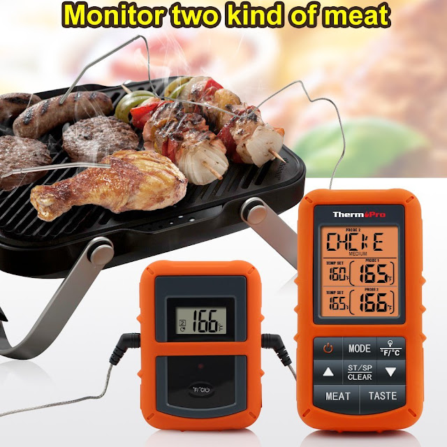 thermopro tp-20 reviews meat thermometer
