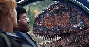 Jurassic World el reíno caído - Dinosaurio