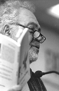 """Poet Robert """"Bob"""" Hershon"""