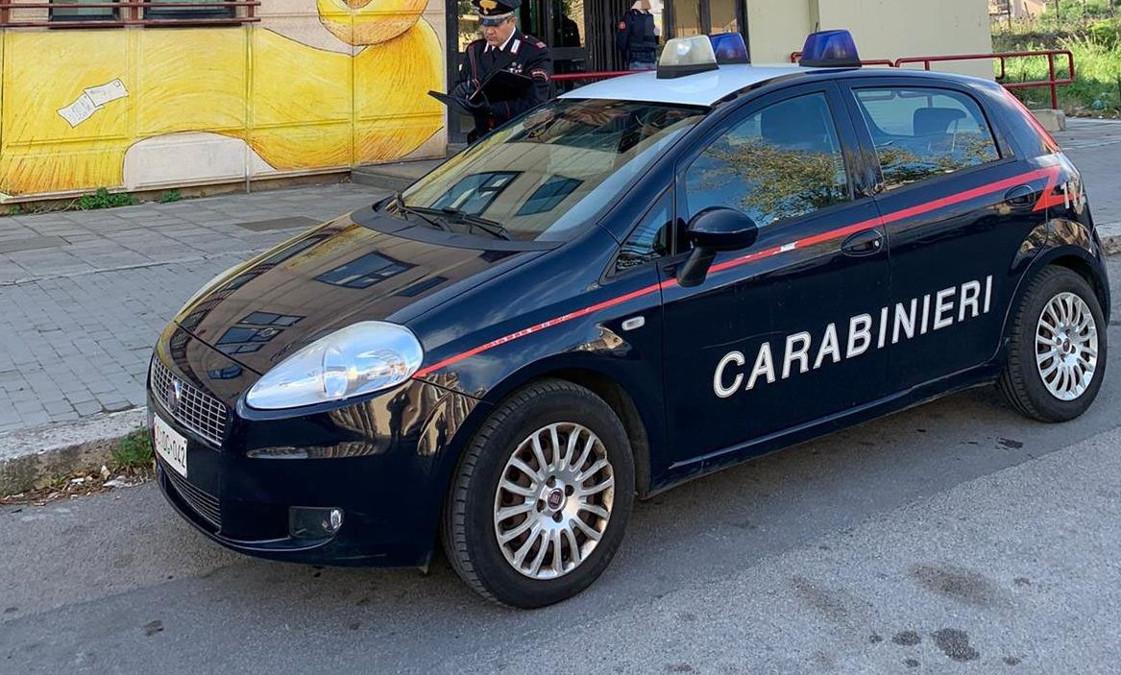 Ragazzo arrestato dai Carabinieri a Scordia