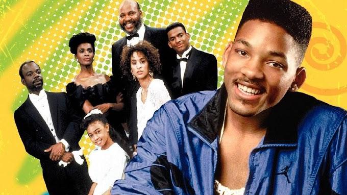 """Will Smith e elenco de """"Um Maluco no Pedaço"""" fazem tour pela mansão dos Banks"""