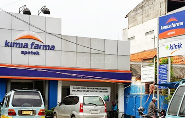 Lowongan Kerja PT Kimia Farma (Persero) Tangerang
