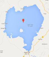 jezioro Tana wEtopii