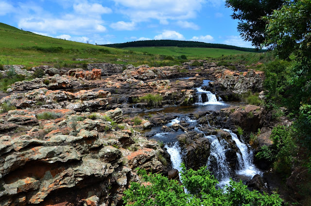 Lisbon Falls in #Graskop #SouthAfrica #PhotoYatra #TheLifesWayCaptures
