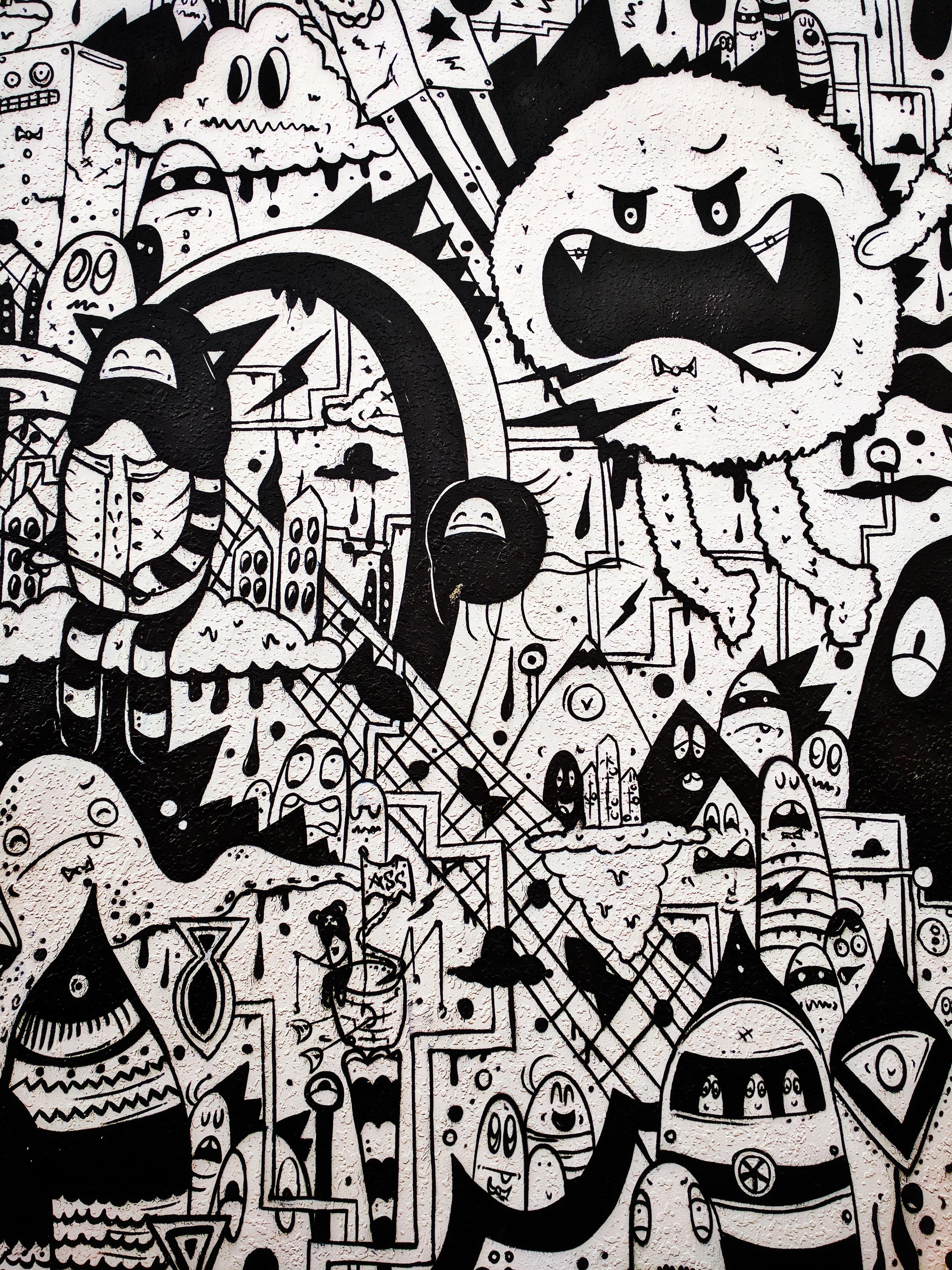 Rena Disaster, mural detail (Steeple Lane, Mauao, Aotearoa)