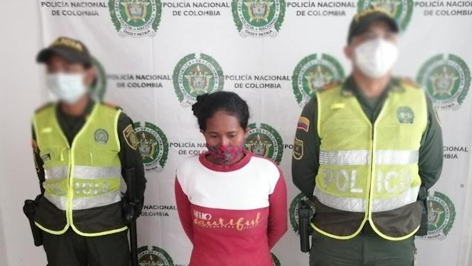 Capturada una mujer que presuntamente participó en el homicidio y hurto a pareja de adultos mayores en Bogotá