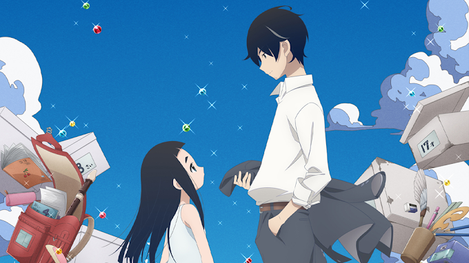 Kakushigoto - Ending