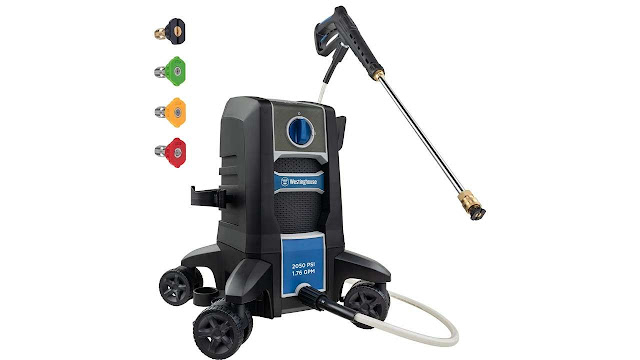Westinghouse ePX3050 Electric Pressure Washer