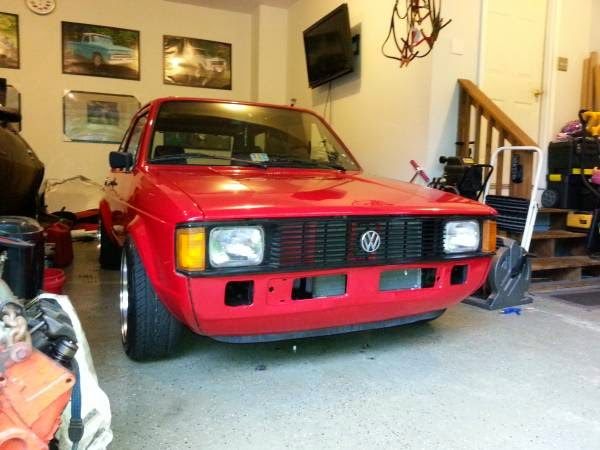 For Sale Clean Vw Rabbit Mk1 1984 Buy Classic Volks