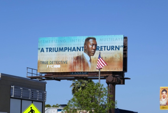 True Detective 2019 Emmy FYC billboard