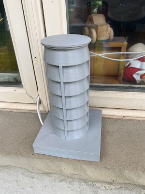 Stevenson Screen for my Tweeting Weather Station