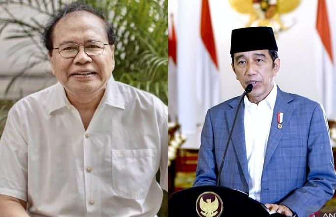 Soroti Nyungsepnya Ekonomi Era Jokowi, Rizal Ramli: Mundur Jadi Langkah Paling Bijaksana!