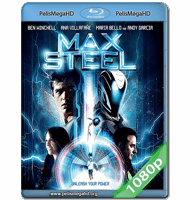 MAX STEEL (2016) FULL 1080P HD MKV INGLÉS SUBTITULADO