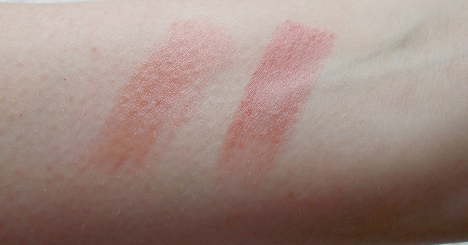 urban decay sheer revolution liar ex-girlfriend udxgwen swatches