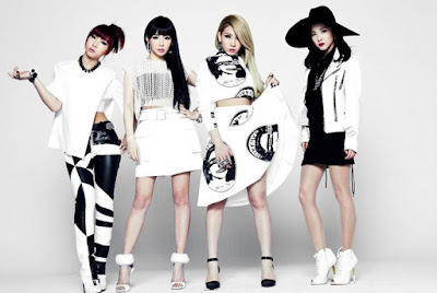 2NE1'in Çıkışı