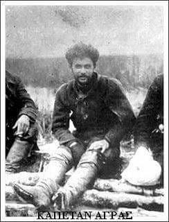 Τέλλος Άγρας, ήταν 27 χρονών όταν θυσιάστηκε για την Μακεδονία