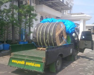 Sewa Pick Up Surabaya Jogja Murah