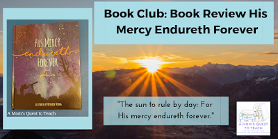 book cover of His Mercy Endureth Forever