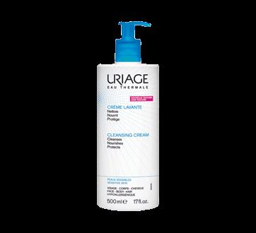 Crème lavante pour le corps, le visage et les cheveux de Uriage