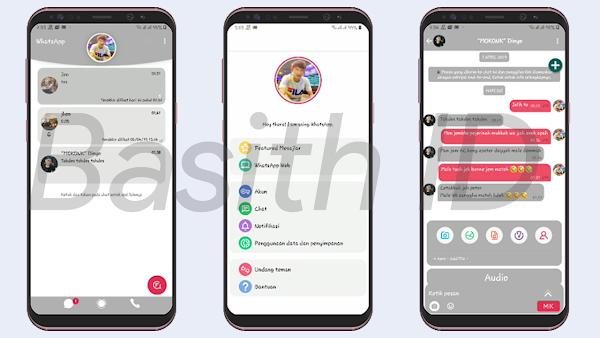 Download Tema Whatsapp IOS 11 Terbaru 2021