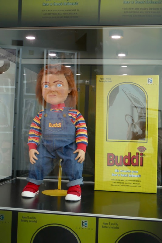 Buddi doll Childs Play