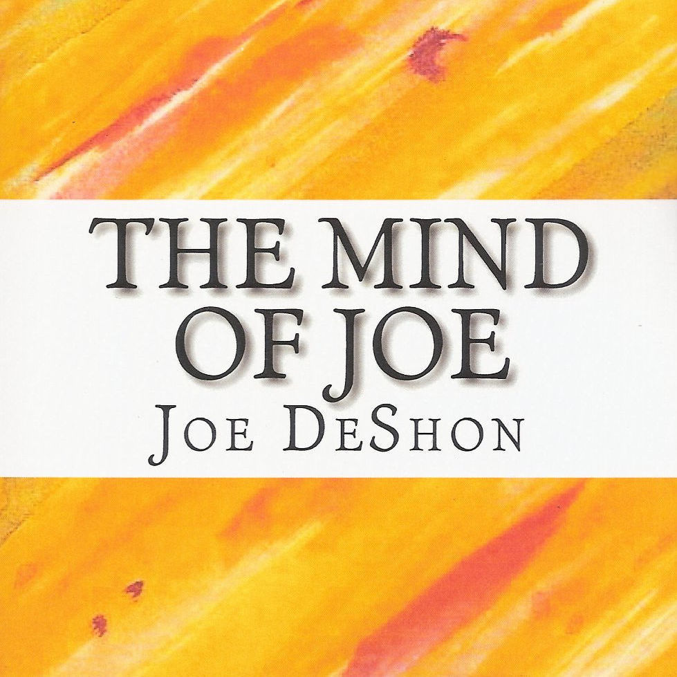The Mind of Joe is now a book!