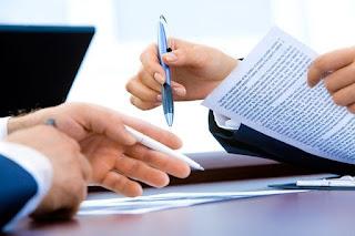 Contoh Surat Pernyataan Tidak Memiliki Paklaring Untuk Pencairan JHT BPJamsostek