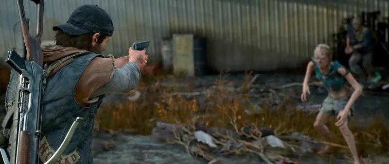 New PC screenshots of Days Gone