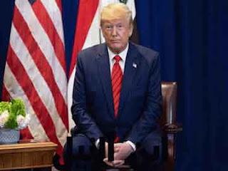يقول ترامب إن الزعيم الإيراني سليماني يقف وراء المؤامرات الإرهابية في الهند ، ولا يزال الشرق الأوسط صامتا