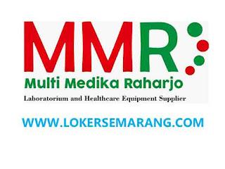 Lowongan Kerja Semarang Staff Marketing Aplikasi Di Pt Multi Medika Raharjo Loker Terbaru