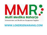 Lowongan Kerja Semarang Staff Marketing & Aplikasi di PT Multi Medika Raharjo