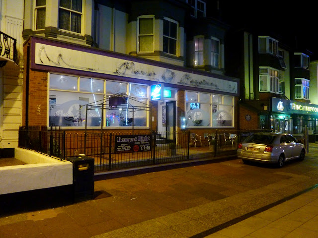 Indian restaurant in Great Yarmouth