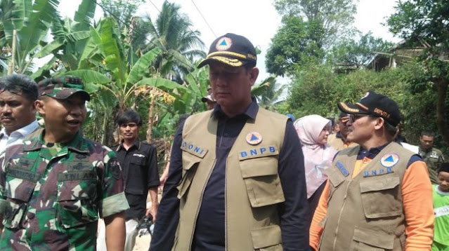 Pulang dari Mamuju, Ketua Satgas Covid-19 Doni Monardo Positif Covid-19