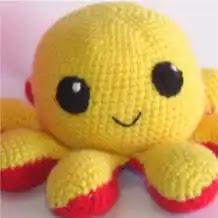 Pulpos reversibles a Crochet