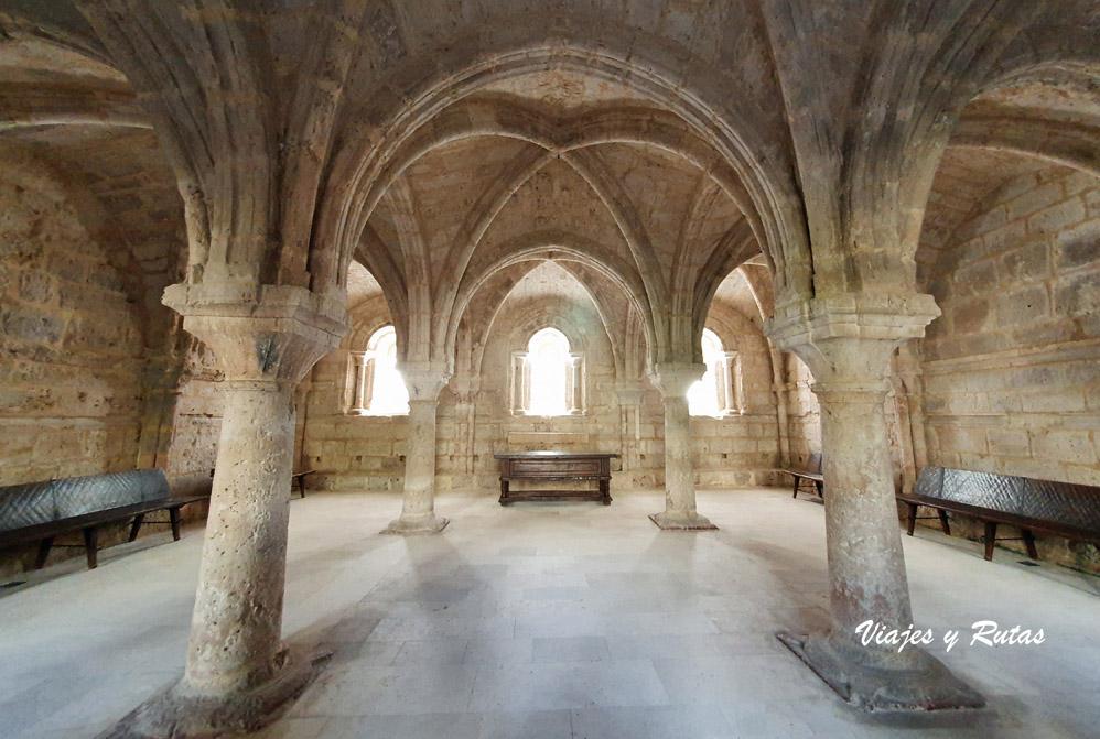 Sala Capitular del Monasterio de la Santa Espina