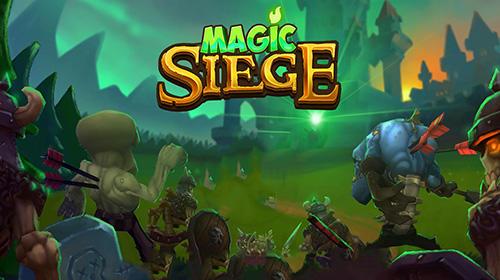 تحميل لعبة Magic Siege – Defender مهكرة Vip, نقود لا نهاية