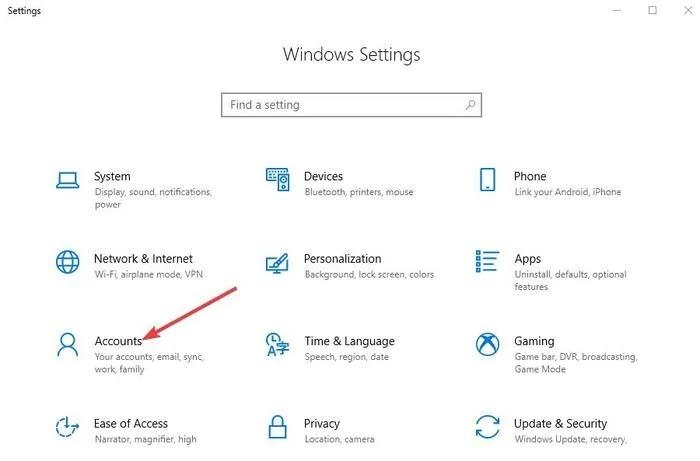 إصلاح نسخ ولصق لا يعمل إعدادات Windows