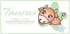Zodiak Taurus | MPASI Bunda