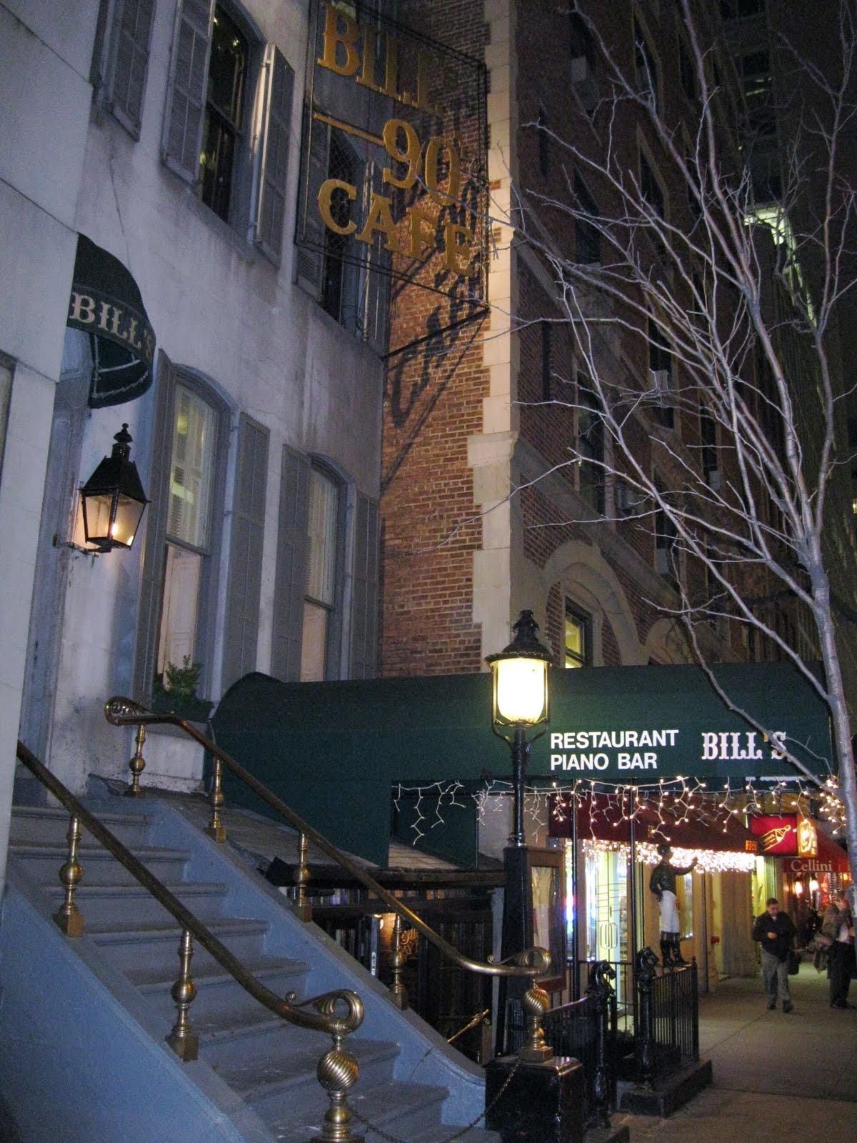 bills gay nineties new york