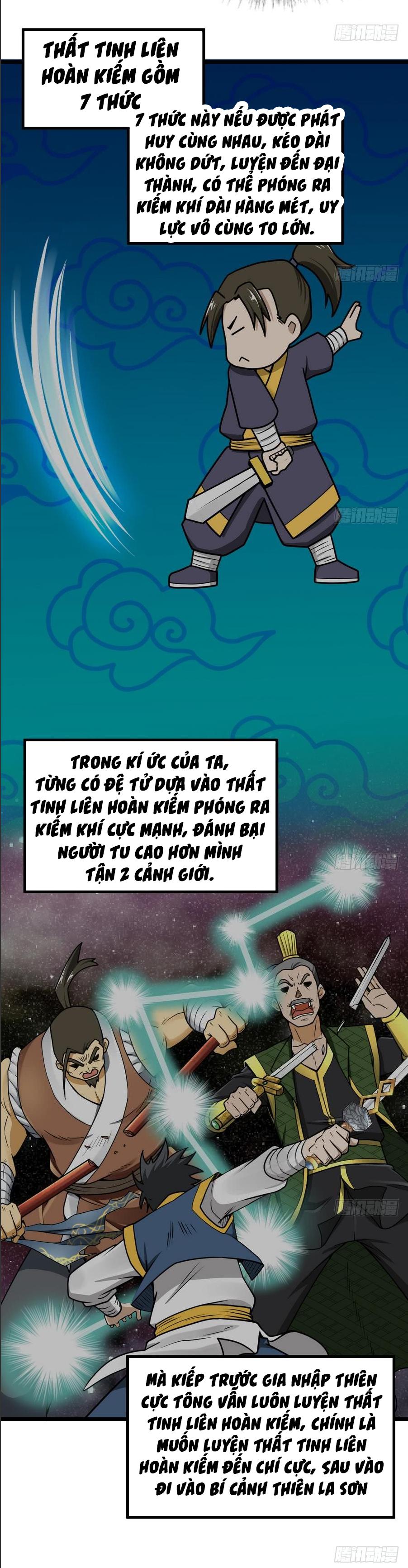 Kiếm Thần Tuyệt Thế Chapter 6 - truyenmh.com