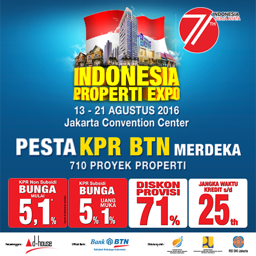 Indonesia Property Expo (IPEX) 2016