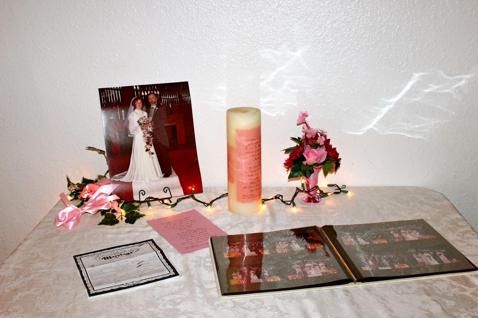 Wedding Anniversary Gifts: 30th Wedding Anniversary Ideas