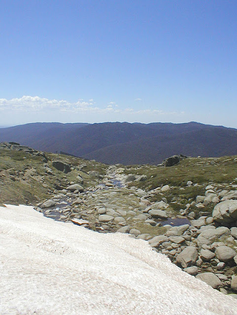 Mount Kosciuszko in November. Australia. Photo by Loire Valley Time Travel.