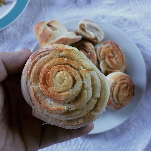 cinnamon rolls rezept die guten Dinge Blog